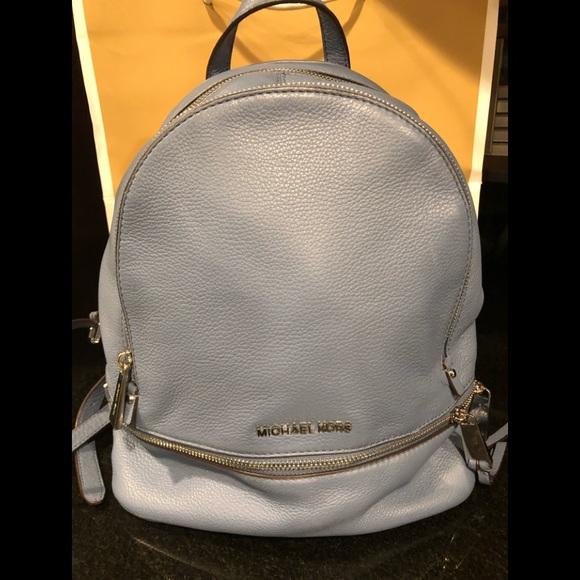 b5dbb4e6b9c539 Michael Kors- Rhea Medium Backpack. M_5ca36885c953d898552f6f59
